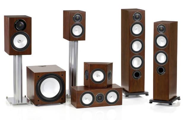 Zestaw głośnikowy - jak słuchać Hemi-Sync®