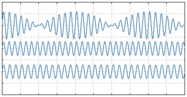 Dudnienia różnicowe - efekt wibrato