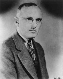 Karl Jansky - ojciec radioastronomii, odkrywca czasu gwiazdowego
